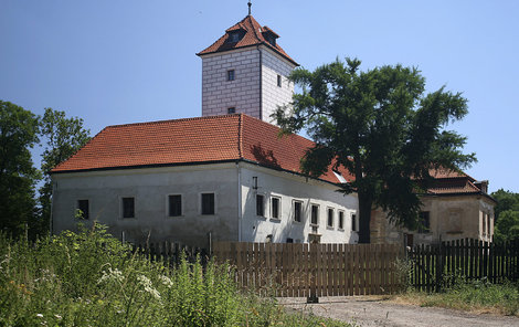 Na neratovickém zámku Lobkovice pobýval i František Palacký.