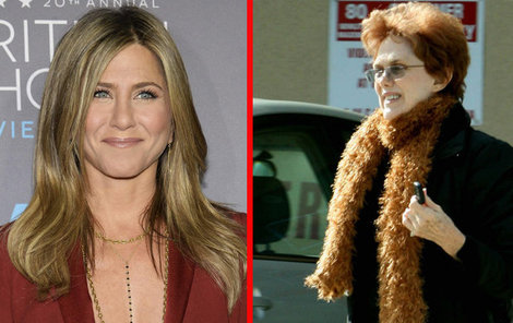 Jennifer Aniston své matce neodpustila ani po smrti.