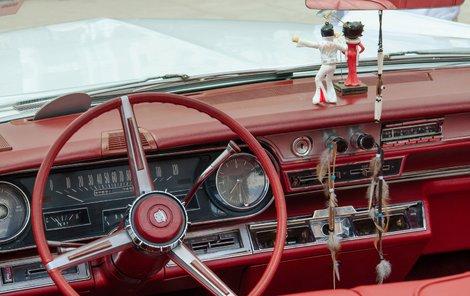 Kouzla z garáže - Amulety do auta.