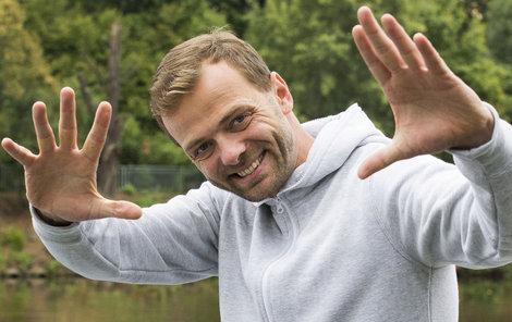Lukáš Langmajer slaví 36. narozeniny. Přejeme všechno nejlepší!