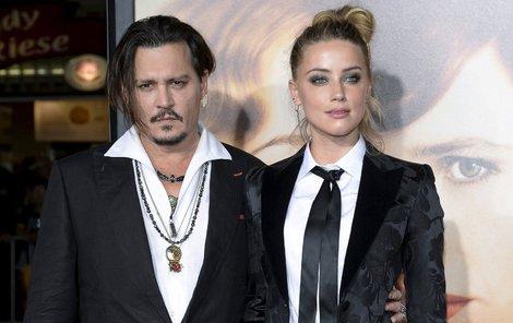 Depp a Amber mají za sebou vztah plný bolesti a naschválů.