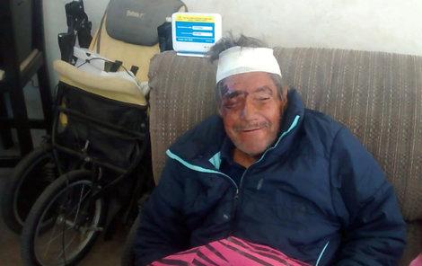 Živý mrtvý děda Miguel.