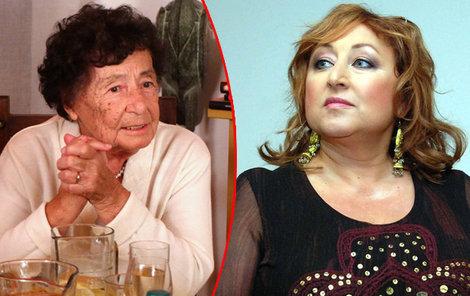 Halina Pawlowská promluvila o své mamince.
