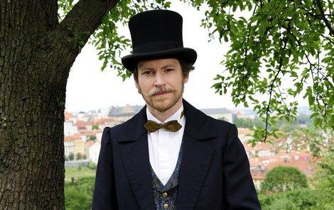 David Švehlík jako Heinrich von Mattoni.