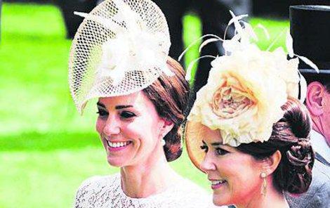 Kate a Mary jsou jako dvojčata!