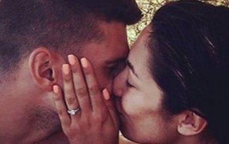 Daniela Christová se zasnoubila!