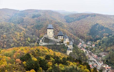 Vinobraní se uskuteční i na hradě Karlštejn.