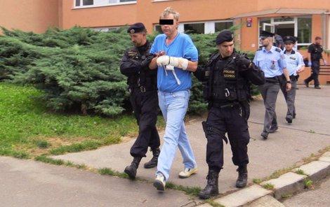 Muže, který střílel v pražských Bohnicích, zadržela policie.