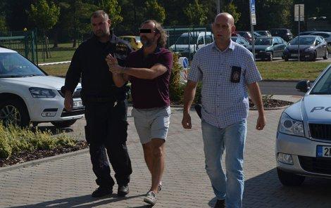 Ortopeda Daniela H. zatkla včera policie.