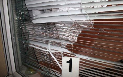 Dvojice recidivistů lezla pro lup okny.