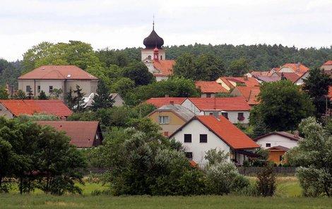 Obec Višňová učarovala tvůrcům seriálu Chalupáři.