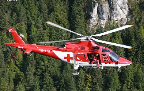 Tyto slovenské vrtulníky lidé na Ústecku nechtějí.
