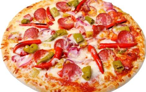 Pizzu chtěl získat za každou cenu.
