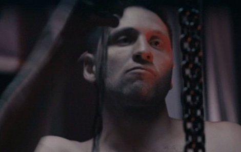 Martin Písařík si zahrál sexuálně nemocného vraha.