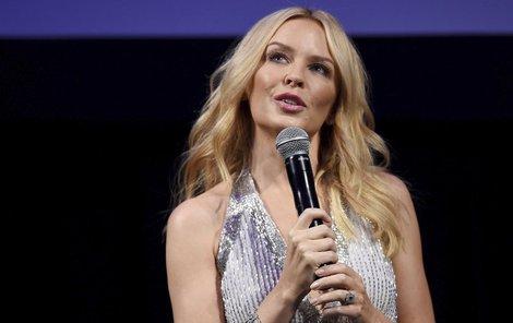 Kylie Minogue se vrací do role herečky a do 70. let.