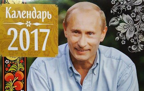 Putinův nový kalendář na rok 2017!