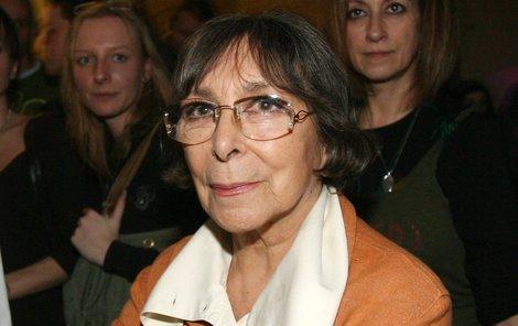 Hana Hegerová prozradila tajemství své dlouhověkosti.