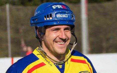 Libor Topolánek byl dvojnásobným mistrem světa.