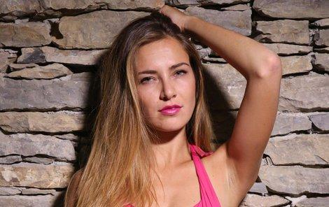 Srpen 2016 - Ještě v létě se Andrea Bezděková mohla chlubit poctivými dvojkami.