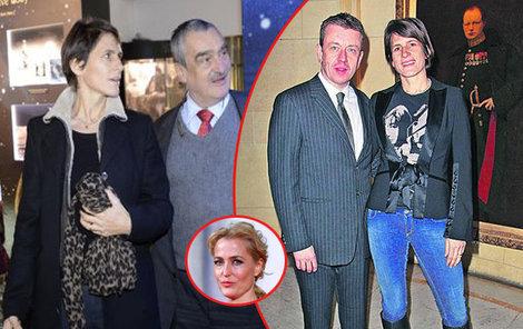 Bývalý manžel Schwarzenbergovy dcery nyní randí s hollywoodskou star.