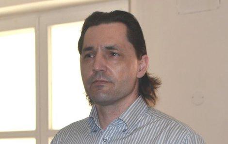 Václav Gartner 4letý trest vězení přijal.