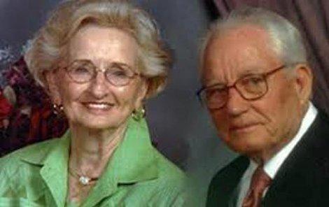 Leonard a Hazel se do nebe odebrali společně.