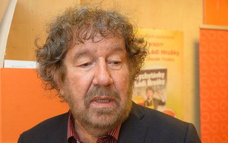 Režisér Troška je z malé návštěvnosti filmu smutný.