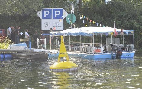 Přívoz se potopil kvůli chybě kapitána.