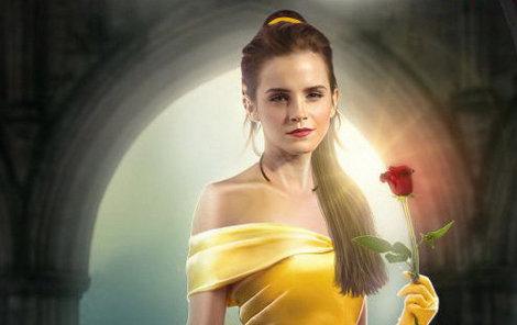 Z malé Hermiony vyrostla nádherná Belle!