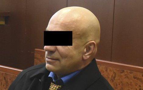 Goran B. před ostravským soudem.