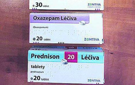 Tyto léky museli lidé vracet do lékáren.