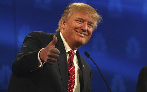 Jaká byla cesta Donalda Trumpa na vrchol?