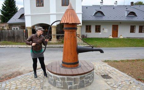 8. listopadu 2016. Pokud do Doubravice přijedete, můžete si zapumpovat jako Jája a Pája.