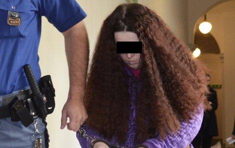 Za vraždu dítěte si žena odsedí 19 let.