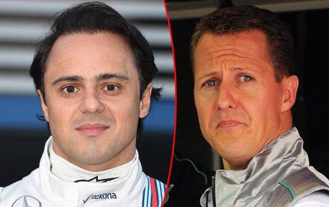 Massa navštívil svého učitele »Schumiho« a byl zhrozen.