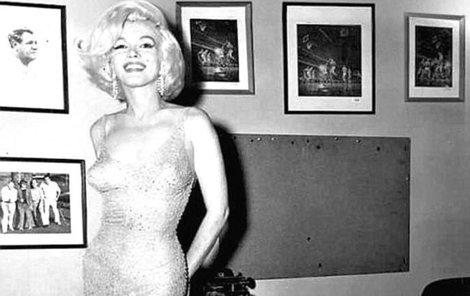 Pouhé tři měsíce poté, co se v nich objevila, Marilyn zemřela.