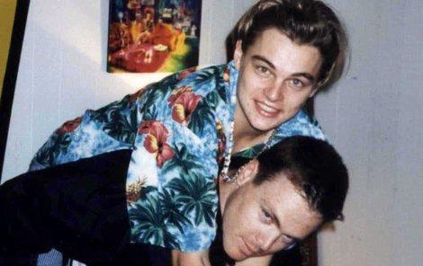 Leo si kvůli bráchovi stoupl před kameru – Adam totiž koketoval s herectvím.