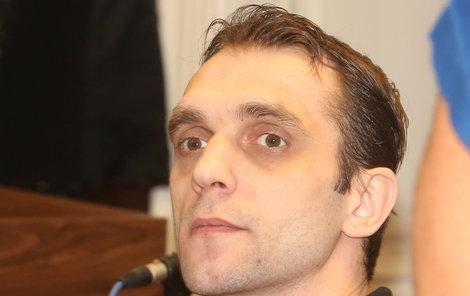 Obviněný z vražd taxikářů David V.