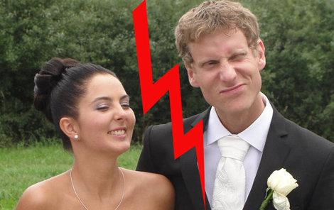 Ona se rozešla se mnou, tvrdí o své stále ještě oficiální manželce Nosek.