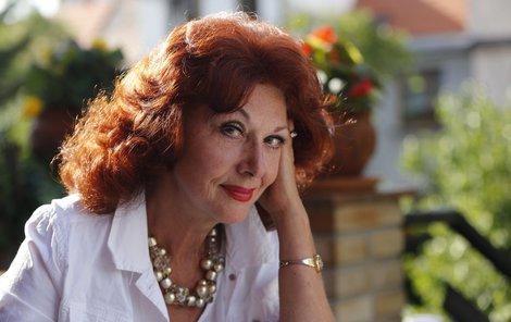 Saskia Burešová měla problémy se svým podnikáním.