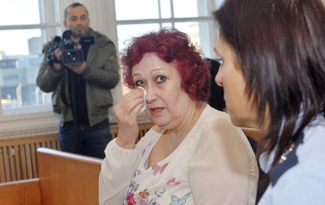 Irena P. soud žádala, aby případ vrátil k novému prošetření.