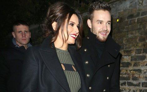 Cheryl Cole s Liamem Paynem.