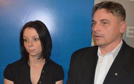 Pedofilovy praktiky popsali kriminalisté Radka Maršálková a Vladimír Zetek.