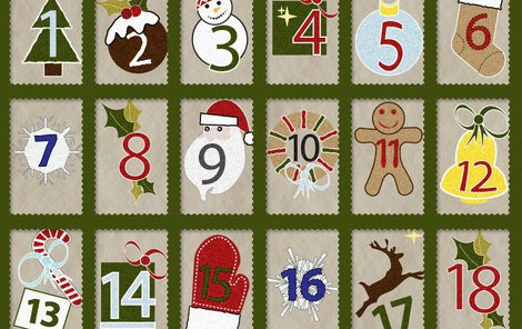 Otevřete si adventní kalendář!