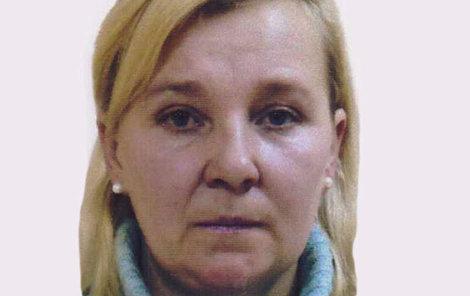 Pokud jste viděli tuto ženu, volejte linku 158.