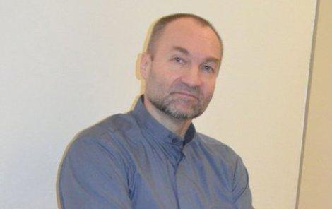 Bývalý havlíčkobrodský kněz Erik Tvrdoň.