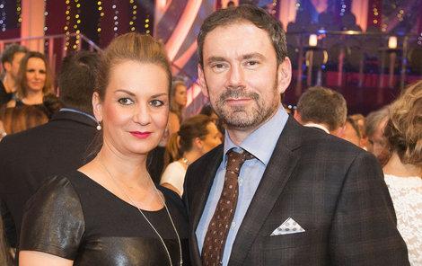 Emanuele Ridi a jeho žena Jana už spolu v současné době nežijí.