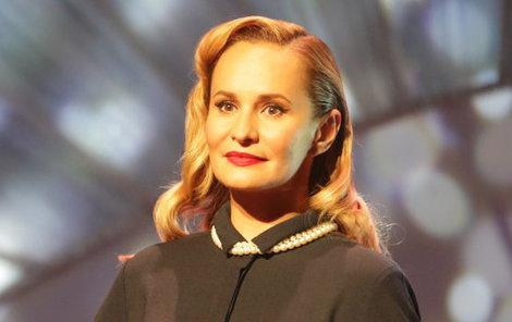 Monika Absolonová sekla s mateřskou.