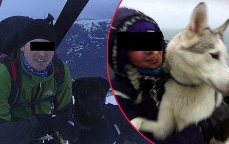 Rebeccu spojovala s jejím pozdějším vrahem Radkem láska k psům.