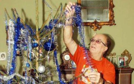 Vánoční přípravy jsou v plném proudu.